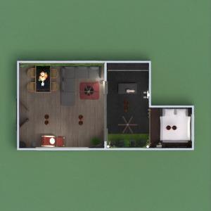 floorplans decoração faça você mesmo quarto 3d