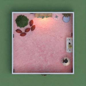 floorplans meubles salon entrée 3d