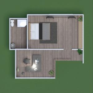 floorplans house bedroom kitchen office 3d