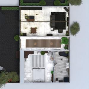 floorplans namas baldai dekoras vonia miegamasis 3d