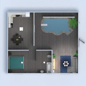 планировки квартира декор ремонт архитектура студия прихожая 3d