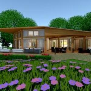 floorplans haus terrasse mobiliar dekor badezimmer schlafzimmer wohnzimmer küche beleuchtung landschaft esszimmer architektur 3d