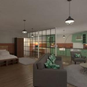 floorplans mieszkanie meble wystrój wnętrz zrób to sam łazienka sypialnia pokój dzienny kuchnia oświetlenie 3d