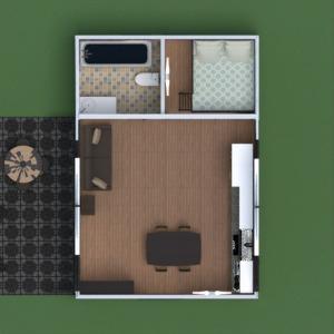 planos casa terraza muebles decoración bricolaje cuarto de baño dormitorio salón cocina exterior iluminación paisaje hogar comedor arquitectura trastero estudio descansillo 3d