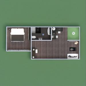 floorplans maison terrasse meubles décoration diy salle de bains chambre à coucher salon cuisine extérieur eclairage salle à manger espace de rangement entrée 3d