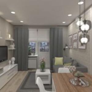 progetti appartamento casa arredamento decorazioni saggiorno cucina ripostiglio 3d