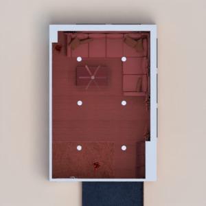 planos casa muebles 3d