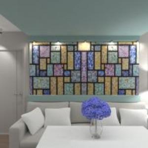 floorplans mieszkanie meble pokój dzienny oświetlenie przechowywanie 3d