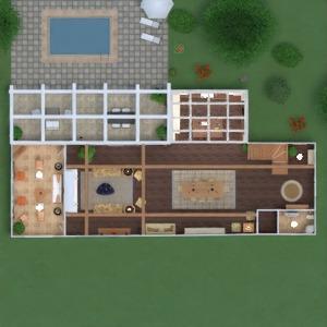 планировки дом мебель декор сделай сам ванная спальня гостиная кухня улица архитектура прихожая 3d