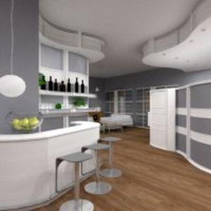 floorplans wohnung mobiliar dekor do-it-yourself badezimmer schlafzimmer wohnzimmer küche beleuchtung renovierung esszimmer architektur lagerraum, abstellraum eingang 3d