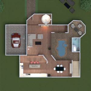 планировки дом терраса мебель декор ванная спальня гостиная гараж кухня улица освещение ремонт столовая архитектура прихожая 3d