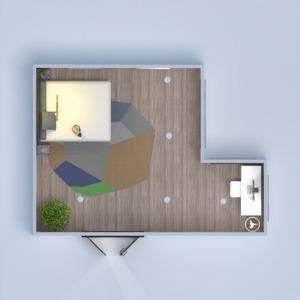 floorplans namas dekoras miegamasis apšvietimas studija 3d