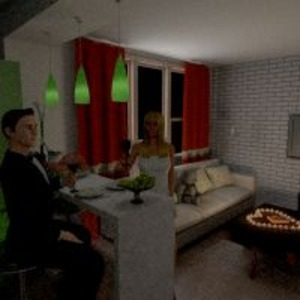 floorplans apartamento decoração faça você mesmo 3d