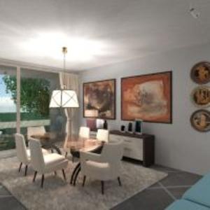 floorplans maison salle de bains chambre à coucher salon cuisine extérieur rénovation paysage architecture 3d