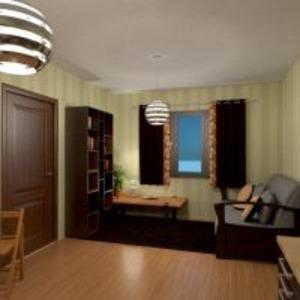 planos apartamento casa muebles cuarto de baño dormitorio salón cocina iluminación comedor 3d
