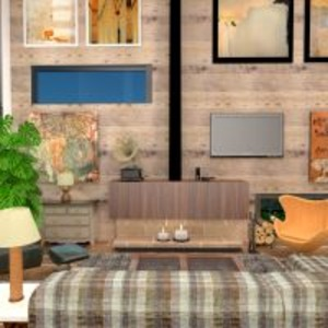 planos casa decoración bricolaje cuarto de baño dormitorio salón garaje cocina despacho iluminación hogar arquitectura trastero descansillo 3d