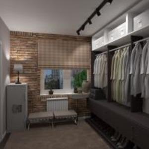 progetti appartamento casa arredamento decorazioni illuminazione rinnovo ripostiglio 3d