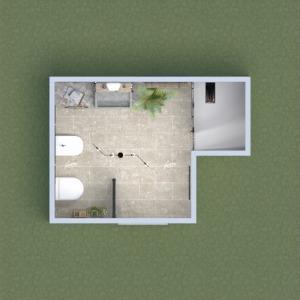 floorplans mobiliar badezimmer beleuchtung 3d