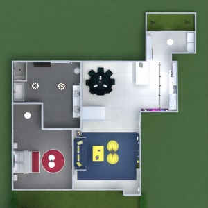 floorplans maison meubles salle de bains chambre à coucher salon cuisine eclairage rénovation maison salle à manger architecture entrée 3d
