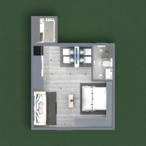 планировки декор сделай сам гостиная студия 3d