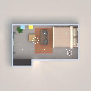floorplans mobiliar beleuchtung 3d