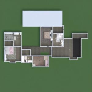 floorplans house bathroom bedroom living room lighting 3d