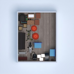 floorplans maison chambre à coucher salon maison 3d