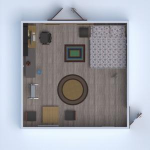 floorplans miegamasis 3d