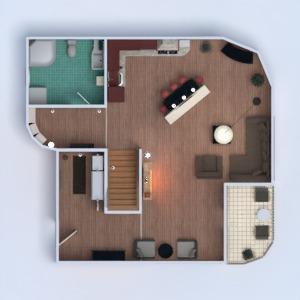 планировки дом терраса мебель ванная спальня гостиная освещение техника для дома столовая архитектура 3d