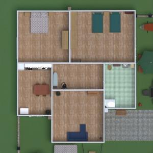 планировки дом ванная спальня гостиная кухня детская ремонт столовая 3d