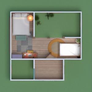 planos casa cuarto de baño dormitorio salón cocina hogar comedor arquitectura 3d