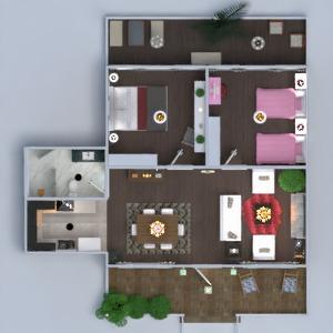 floorplans maison terrasse meubles décoration salle de bains chambre à coucher salon cuisine extérieur chambre d'enfant eclairage paysage maison salle à manger architecture studio 3d