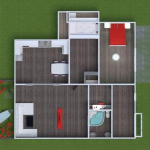 floorplans apartamento decoração faça você mesmo banheiro quarto quarto garagem cozinha área externa quarto infantil paisagismo patamar 3d