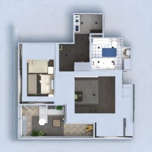 floorplans butas baldai dekoras pasidaryk pats vonia miegamasis svetainė virtuvė apšvietimas renovacija namų apyvoka sandėliukas studija prieškambaris 3d