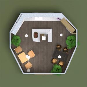 floorplans mobiliar dekor do-it-yourself küche beleuchtung haushalt lagerraum, abstellraum 3d
