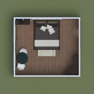 floorplans casa mobílias decoração quarto quarto reforma arquitetura despensa 3d