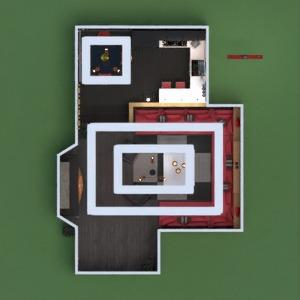 planos apartamento casa 3d