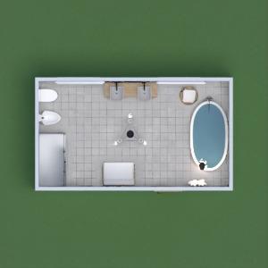 floorplans décoration diy salle de bains eclairage rénovation 3d
