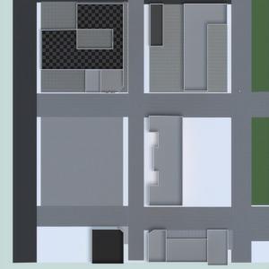 floorplans terasa dekoras garažas kavinė аrchitektūra 3d