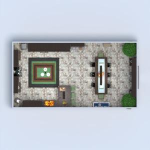 floorplans casa mobílias decoração 3d