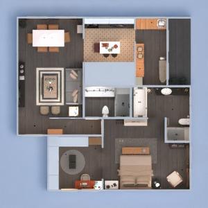 планировки квартира мебель декор ванная спальня гостиная кухня освещение архитектура студия 3d