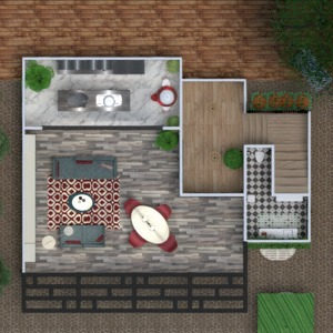 floorplans house terrace furniture decor bathroom bedroom living room garage kitchen kids room lighting dining room architecture storage entryway 3d
