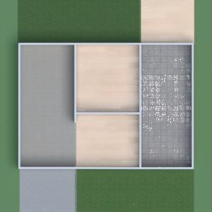floorplans vonia miegamasis virtuvė eksterjeras namų apyvoka 3d