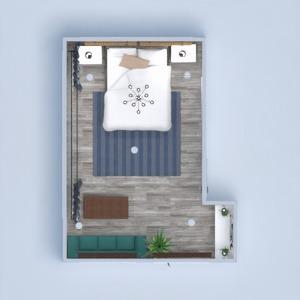 floorplans 卧室 3d