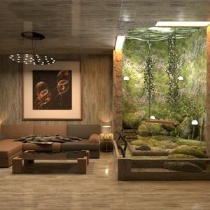 progetti appartamento illuminazione paesaggio architettura vano scale 3d