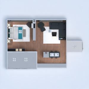 floorplans mieszkanie meble wystrój wnętrz łazienka pokój dzienny kuchnia oświetlenie jadalnia architektura wejście 3d