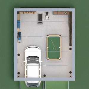 floorplans haus wohnzimmer garage beleuchtung architektur 3d