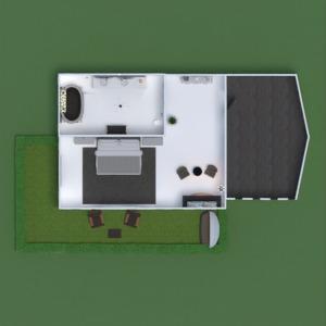 floorplans maison meubles salle de bains chambre à coucher salon cuisine extérieur paysage maison salle à manger architecture espace de rangement entrée 3d
