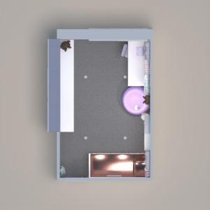 floorplans décoration chambre à coucher 3d