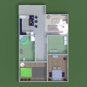 планировки квартира дом мебель ванная спальня гостиная кухня детская техника для дома столовая прихожая 3d